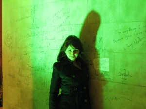 Jessica Shepherd in Damascus