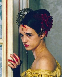 Asia Argento as La Vellini in THE LAST MISTRESS directed by Catherine Breillat. Photo credit: Yorgos Arvanitis/Guillaume Lavit d'Hautefort/Flash Film.