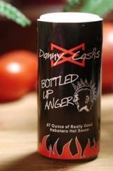 bottled up anger