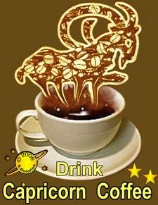 capricorn coffee
