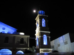 Damascus Virgo Full Moonlight